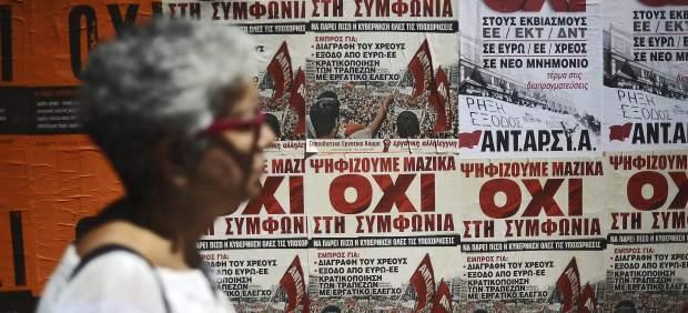 Grecia prepara el referéndum