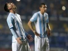 La sanción a Messi pone en peligro el Mundial para Argentina