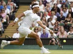 Dustin Brown apea a Rafa Nadal de Wimbledon