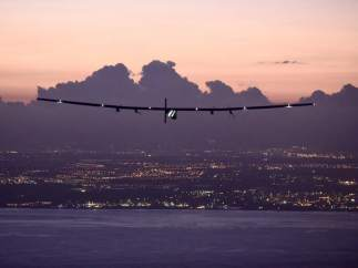 Avi�n Solar Impulse II