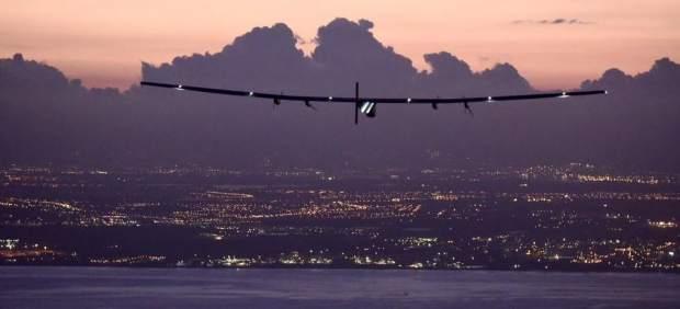 Avión Solar Impulse II