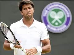Otra jornada aciaga en Wimbledon