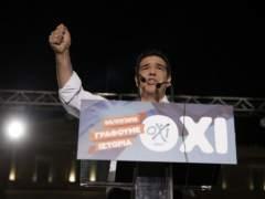 """Alexis Tsipras: """"Os llamo a escribir Historia otra vez"""""""