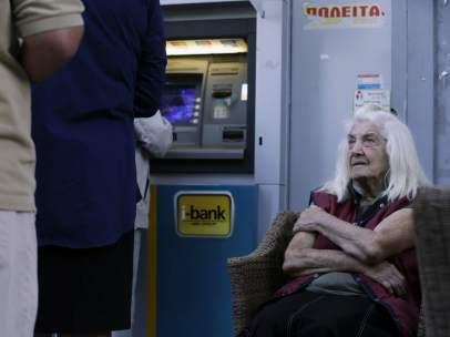 Corralito en Grecia