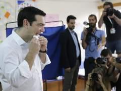 """Tsipras: """"Nadie puede ignorar la voluntad del pueblo"""""""
