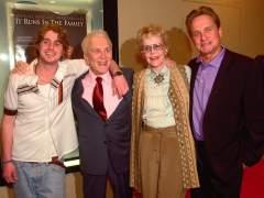 Muere la actriz Diana Douglas, madre de Michael Douglas