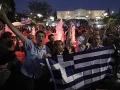 Rotunda victoria del 'no' a la troika y espaldarazo ciudadano a Tsipras