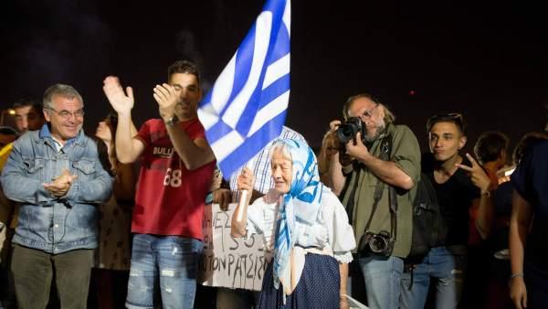 Celebraciones en Grecia