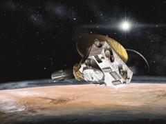 La nave New Horizons sufre una anomal�a en su viaje a Plut�n