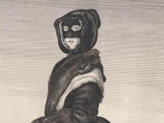 Winter, Wenceslaus Hollar, 1643 (detalle)