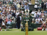 Serena y Venus Williams en Wimbledon