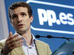 'Por el futuro de Espa�a', lema de la conferencia pol�tica del PP