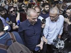 Varufakis, la 'china' en el zapato de la troika con quien Europa no quiso negociar