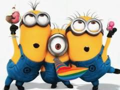 'Los minions' se estrenan con taquillazo en los cines espa�oles