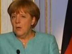 """Hollande llama a la """"solidaridad"""" de Europa con Grecia y Merkel a la """"responsabilidad"""""""