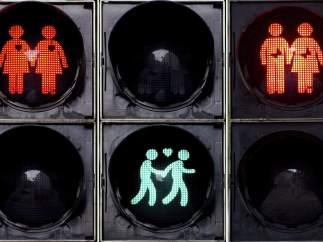 Semáforos para todos en Múnich