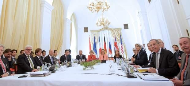 Reunión sobre el programa nuclear de Irán