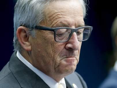 Jean-Claude Juncker y Donald Tusk