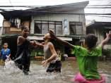 Tormentas tropicales en Filipinas