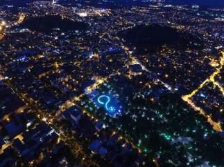 'Plovdiv de noche'