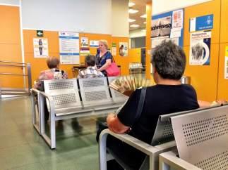 Centro de salud de la calle Montesa