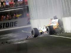 Cambios en el circuito del GP de Singapur