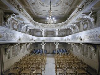Teatro di Villa Aldrovandi Mazzacorati, BOLOGNA, ITALY, 2 0 14