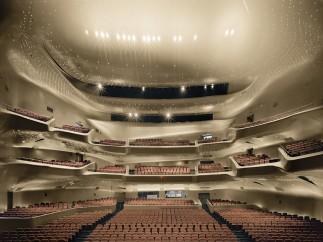 Guangzhou Opera House, GUANGZHOU, CHINA, 2014