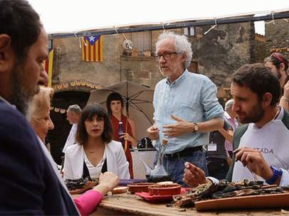 Rodaje de 'Ocho apellidos catalanes'