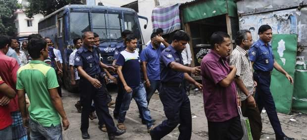 Policía India