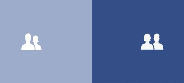 Cambio de iconos en Facebook