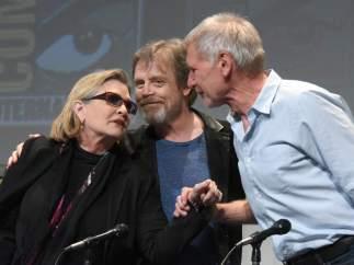 Presentación 'Star Wars: El Despertar de la Fuerza'