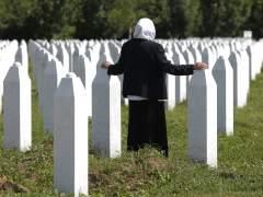 Los 'cascos azules' holandeses, responsables en la matanza de Srebrenica