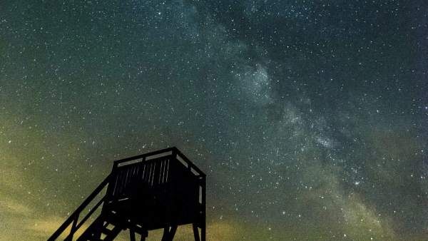 Hay países donde ya no se pueden ver las estrellas