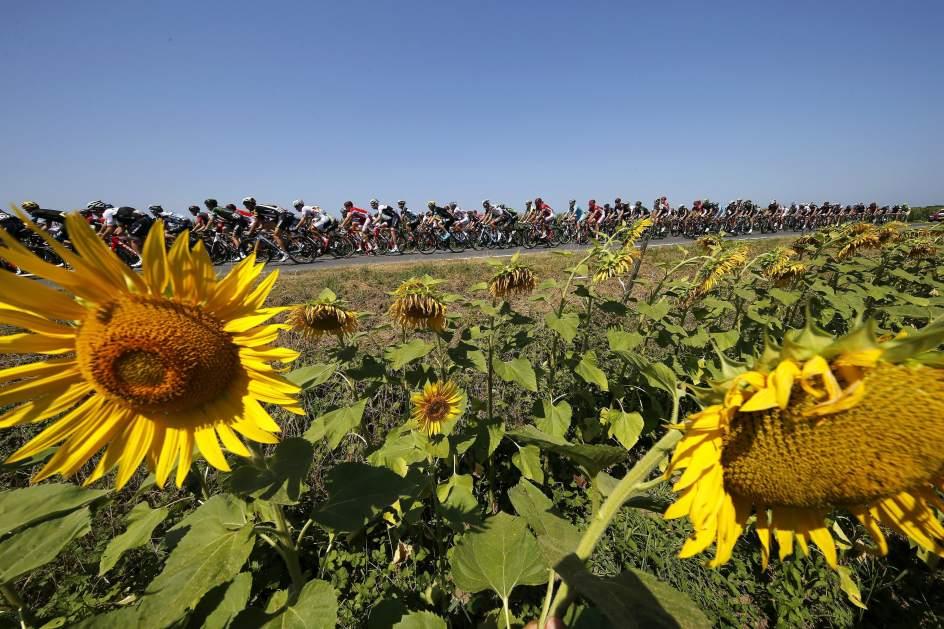 Nueva etapa del Tour de Francia