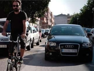 Conductores y ciclistas