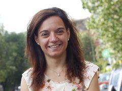 Sara Hernández: sonrisa entre las facas