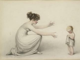 Adam Buck - First Steps, 1808