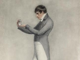 Adam Buck - Farewell, 1801