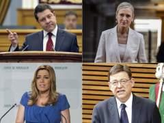 Presidentes auton�micos