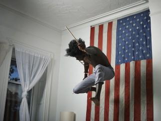 """Deirdre O�Callaghan - Pauli """"The PSM"""" - Damon Albarn, Jamie XX, New York, July '14"""