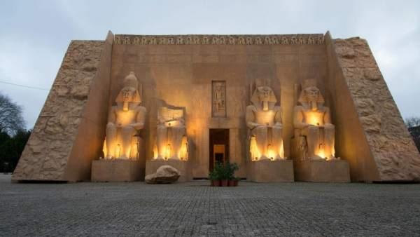 Réplica de Abu Simbel