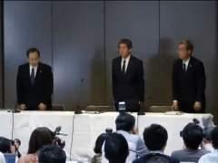 Dimite el presidente de Toshiba