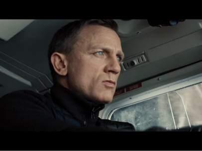 Daniel Craig en 'Spectre'