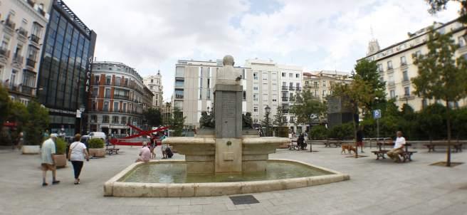 Plaza de Pedro Zerolo