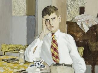 FAIRFIELD PORTER (1907�1975), Jerry, 1955-75