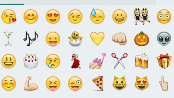 Emoticonos de WhatsApp