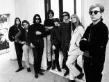 Steve Schapiro, Andy Warhol et le Velvet Underground, Los Angeles, Californie, 1966