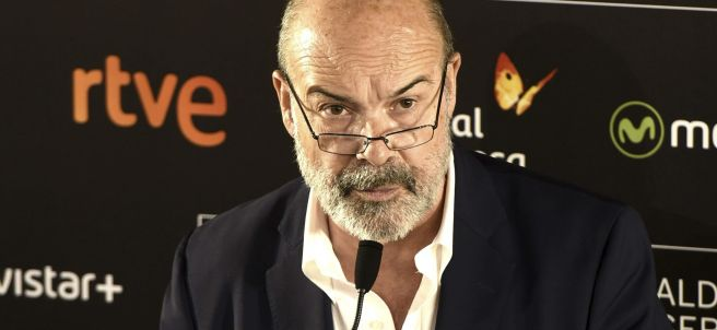 Antonio Resines presenta el 63 Festival de San Sebastián