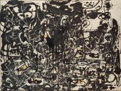 Jackson Pollock, Yellow Islands 1952